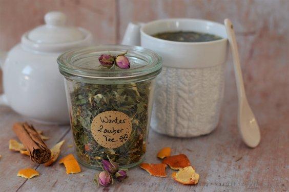 Winterzaunber Tee